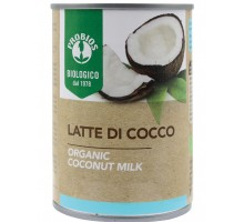 Latte di cocco in lattina bio