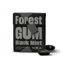 Gomme Forest Gum Black Mint Wacken Edition