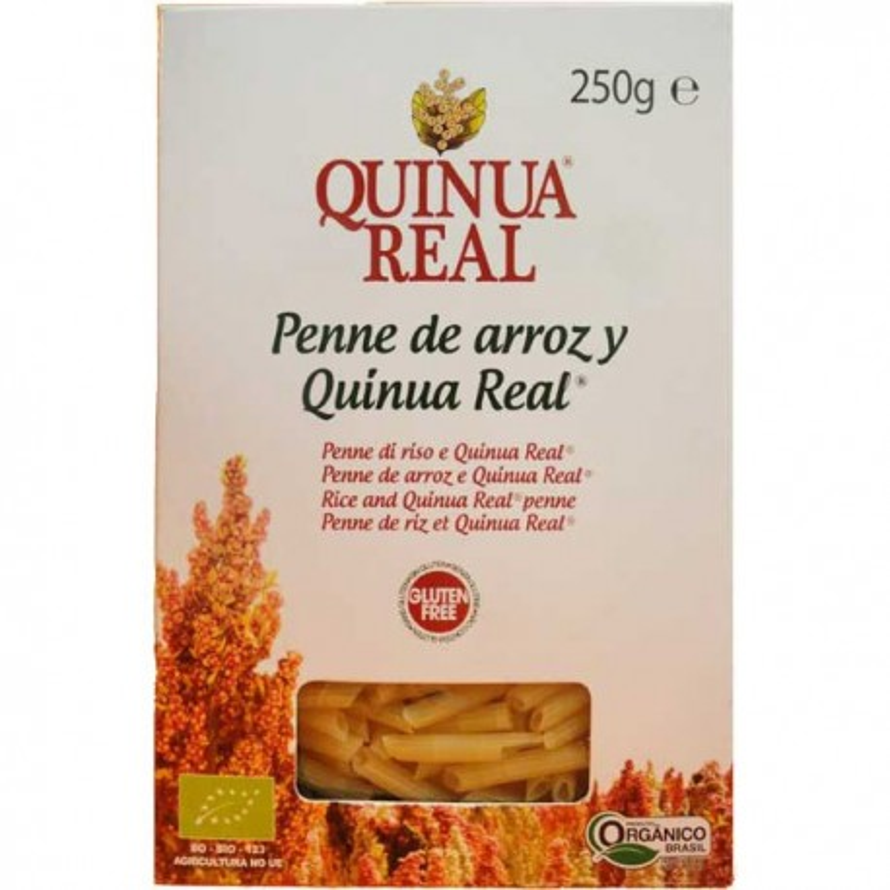 Penne di riso e quinoa