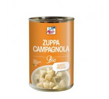 Zuppa campagnola bio in lattina