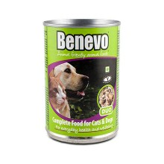 Benevo Duo - alimento umido per cani e gatti