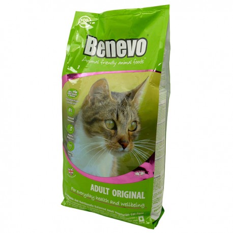 Benevo Cat croccantini 2kg