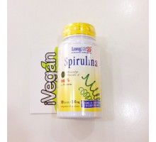 Spirulina 45mg in capsule (100cp)