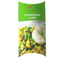 Vegan Kebab Curry Wheatya